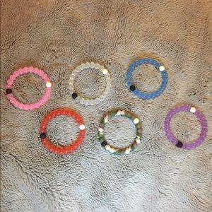 Lokai Various Bracelets